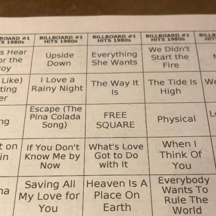 Music bingo (2)